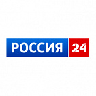 "Hire a roller on TV channel ""Russia 24"""