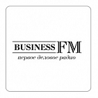 "Advertising on radio station ""Business FM"""