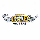 "Advertising on the radio station ""gold FM"""