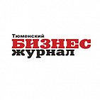 The banner on the website of the Tyumen Business Journal