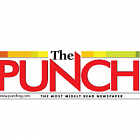 2x2 coloured Advertising with The Punch Newspaper Abeokuta