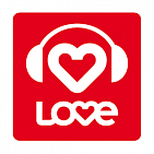 "Advertising on radio station ""Love Radio"""
