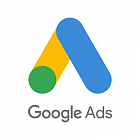 The ad for keywords in Google search Google Adwords Chelyabinsk