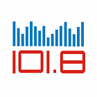 "Advertising on radio station ""101.8"" Penza"